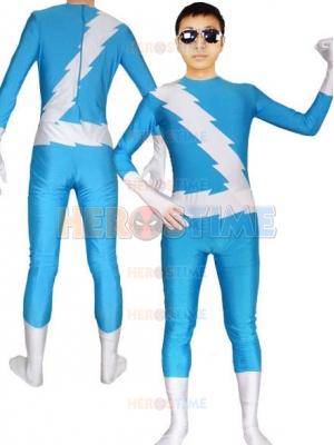 X-men Quicksilver Superhero Spandex Costume