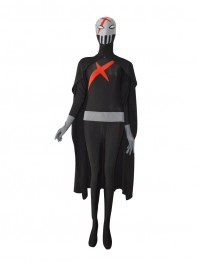 Red X Teen Titans Custom Anti-hero Costume