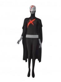 Red X Teen Titans Custom Anti-hero Costume
