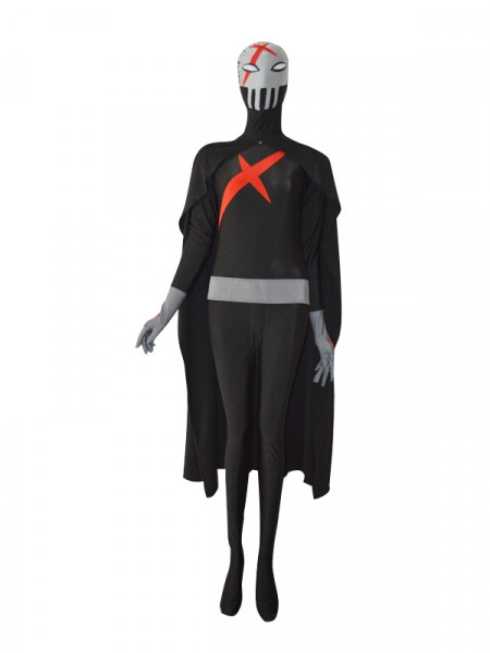 sc 1 st  Herostime.com & Red X Teen Titans Custom Anti-hero Costume