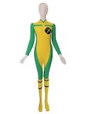 New Style X-men Rogue Spandex Superhero Costume