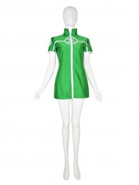 X-men Rogue Superhero Costume New Rogue Dress