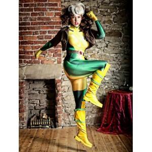 Rogue Costume X Men Rogue No Boots Costume