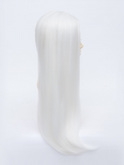 60cm X-men Storm White Superhero Cosplay Wig