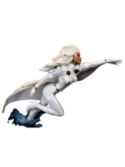 White X-men Storm Spandex Superhero Costume