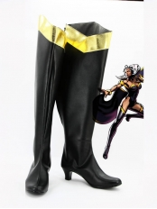 X-men Black Storm Superhero Boots