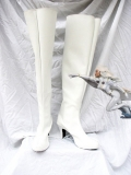 X-men White Storm Superhero Boots