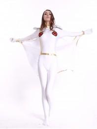 X-men White Storm Woman Superhero Costume