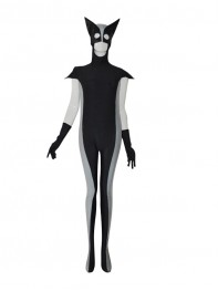 Black & Grey Wolverine Custom Superhero Costume