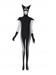 Black & Grey Wolverine Custom Superhero Costume