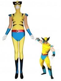 Cool Wolverine X-men Superheo Costume