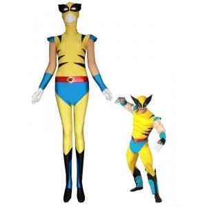 Cool Wolverine X Men Superheo Costume