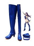 X-Men Psylocke Cosplay Boots
