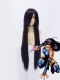 X-men Psylocke Purple Superhero Wig