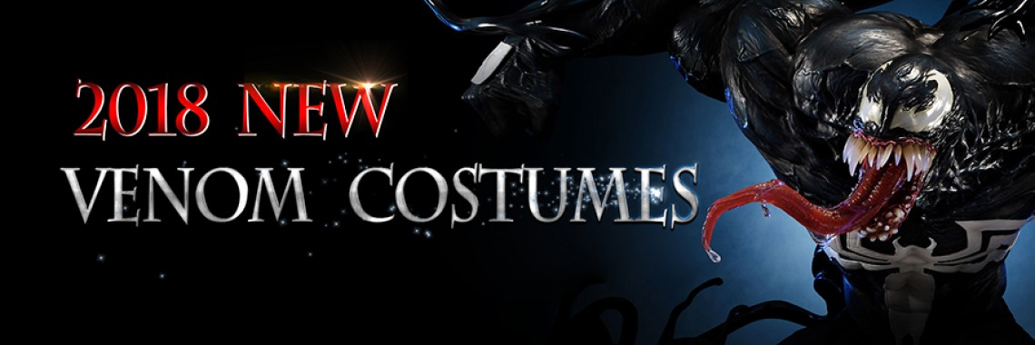 2018 Venom Costume