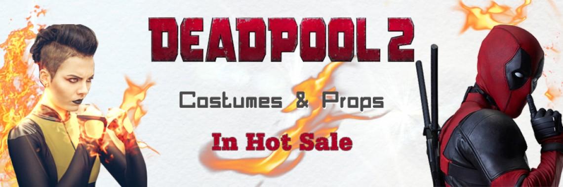 Deadpool 2 Costume