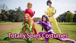 Totally Spies Costumes