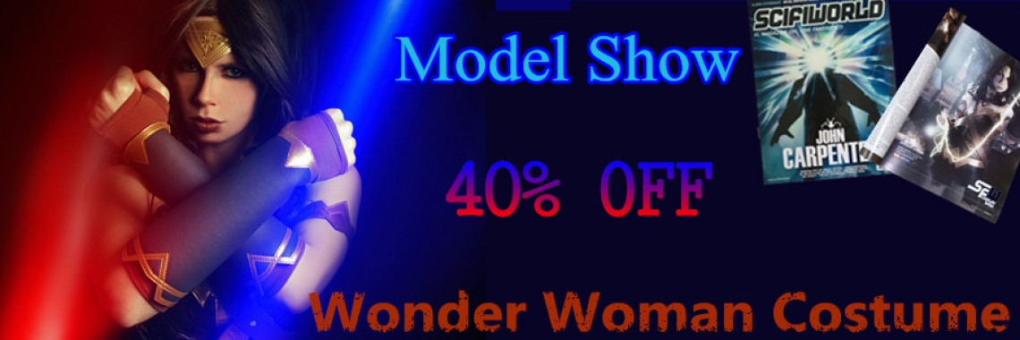 Discount For Wonder Woman Costume