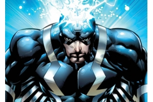 Black Bolt costume