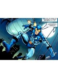 Blue Beetle Costume