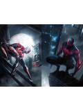 Spider-man 2099 Costume