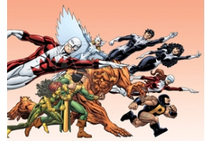 Alpha Flight Costumes