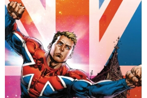 Captain Britain costumes