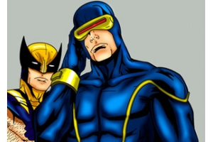 Cyclops Costume
