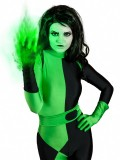 Shego Of Disney's Kim Possible Female Super Villain Costume