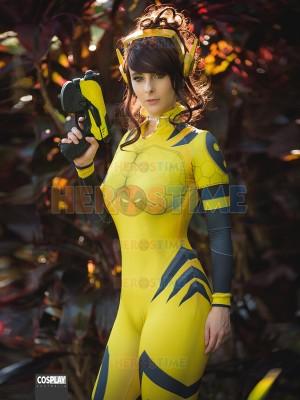 B.Va Costume D.Va Legendary Skin Overwatch Cosplay Suit