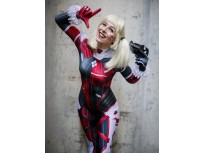 Harley D.VA Classic Harley Quinn Design Cosplay Costume