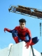 Newest Classic Spider-man costume 3D Printing Superhero Costume