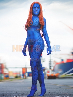 X-men Film Mystique 3D Print Cosplay Costume