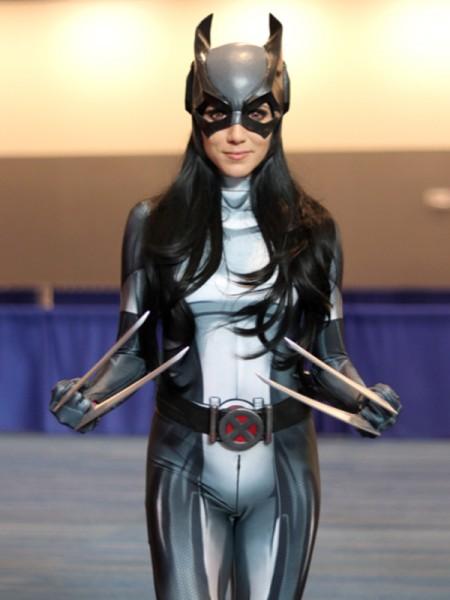 X-23 Laura Kinney Suit X-men Grey Superhero Costume X 23 Costume