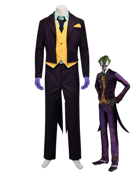 sc 1 st  Herostime.com & Batman Arkham City Joker Cosplay Costume