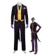 Batman Arkham City Joker Cosplay Costume