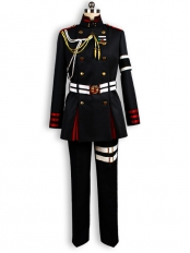 Seraph of the End Guren Ichinose Uniform Cosplay Costume