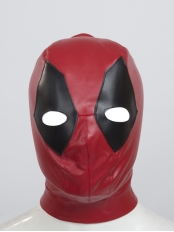 2017 Deluxe Deadpool Superhero Cosplay Mask