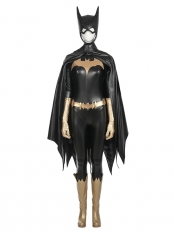 2017 Newest Deluxe Batgirl Superhero Cosplay Costume
