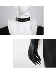 Amazing Spider-man Black Cat Felicia Hardy Cosplay Costume