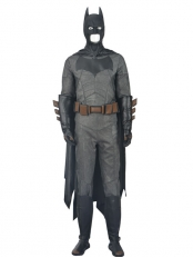 Batman v Superman: Dawn of Justice Batman Strong Superhero Cosplay Costume