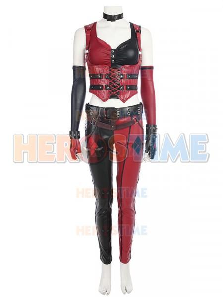 sc 1 st  Herostime.com & Harley Quinn Costume Batman: Arkham City Harley Quinn Suit