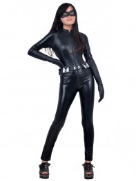 The Dark Knight Catwoman Girls Cosplay Costume