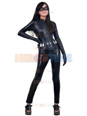 The Dark Knight Catwoman Girls Cosplay Costume