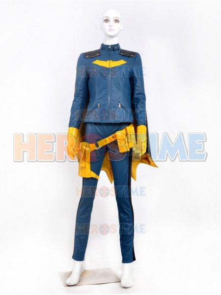sc 1 st  Herostime.com & The New 52 Batgirl Adult Female Superhero Cosplay Costume
