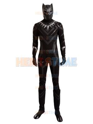 Captain America: Civil War Black Panther Cosplay Full Set