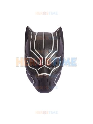 Captain America: Civil War Black Panther Cosplay Helmet