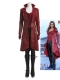 Captain America: Civil War Scarlet Witch Cosplay Costume Full Set