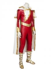 Captain Marvel Shazam DC Comics Superhero Costume