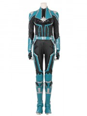 Captain Marvel Cosplay Costume Carol Danvers Women Superhero Costume